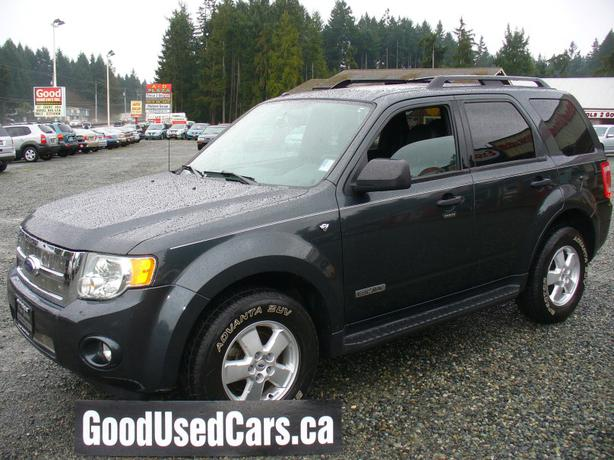 2008 ford escape all wheel drive fully loaded outside nanaimo nanaimo. Black Bedroom Furniture Sets. Home Design Ideas