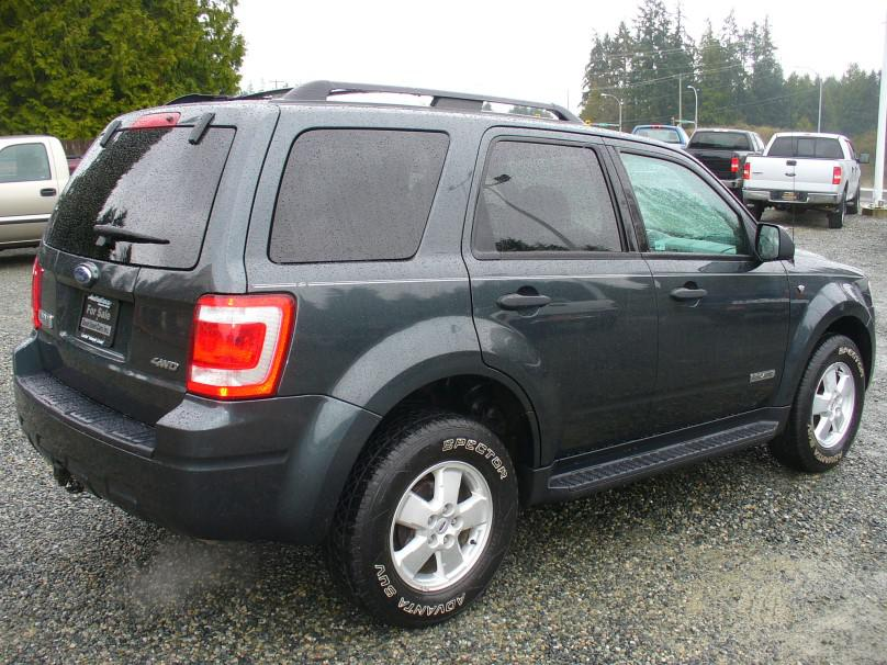 2008 ford escape all wheel drive fully loaded outside nanaimo nanaimo mobile. Black Bedroom Furniture Sets. Home Design Ideas
