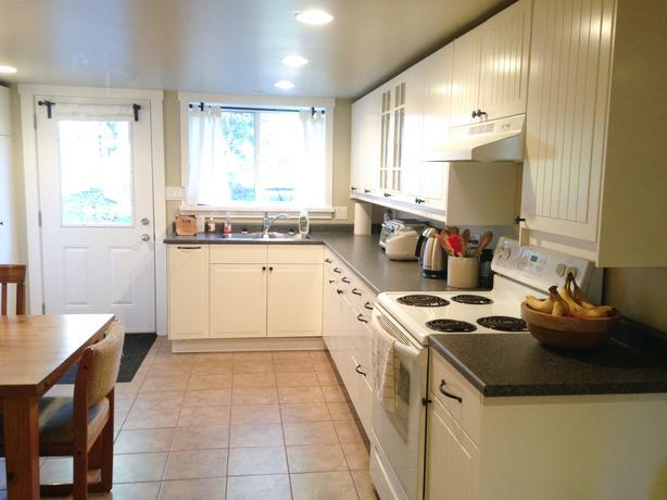 Basement Apartment Before And After Basement Kitchen Design Ideas