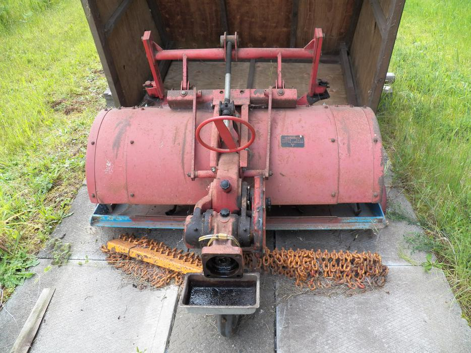 Mitsubishi Tractor Mt2201 Parts : Tractor mitsubishi r parksville qualicum beach