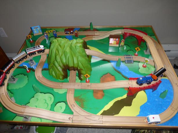 Thomas The Train Imaginarium Mountain Pass Railroad West