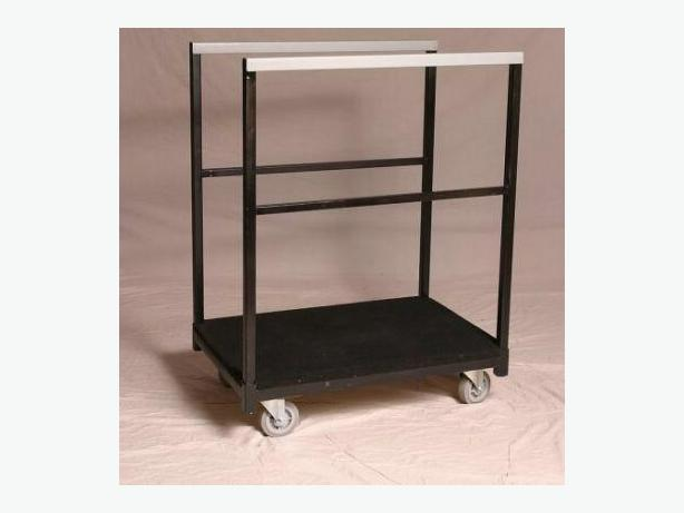 WANTED: Moving equipment. Screen carts, dollies, jacks etc.