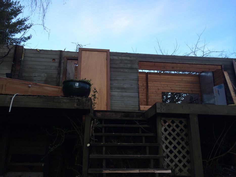 Pan abode kit house 1000 sq feet saanich victoria for 1000 sq ft home kits