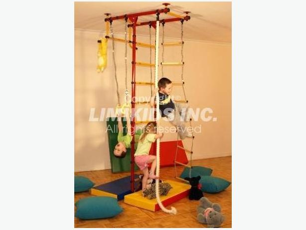 Limikids indoor home gym for kids north york toronto