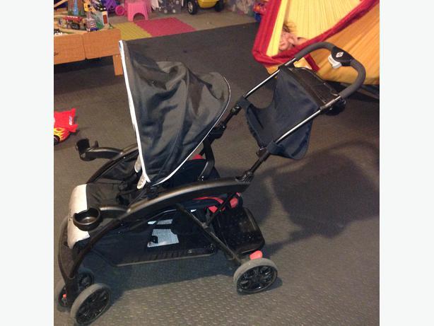 Safety 1st Sit n Stand Double Stroller East Regina, Regina