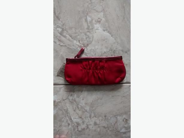 Brand New - The Body Shop Red Cosmetic Bag