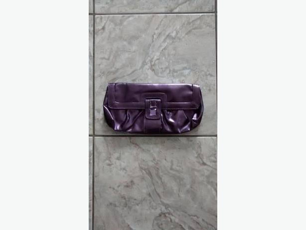 Brand New Purple Clutch from The Body Shop