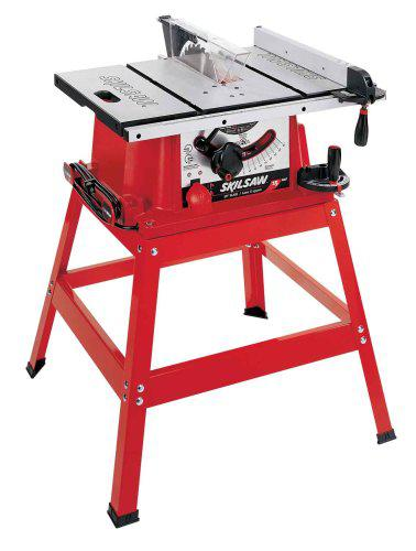 Skill saw 3400 08 15 amp 10 inch table saw with stand for 10 skil table saw