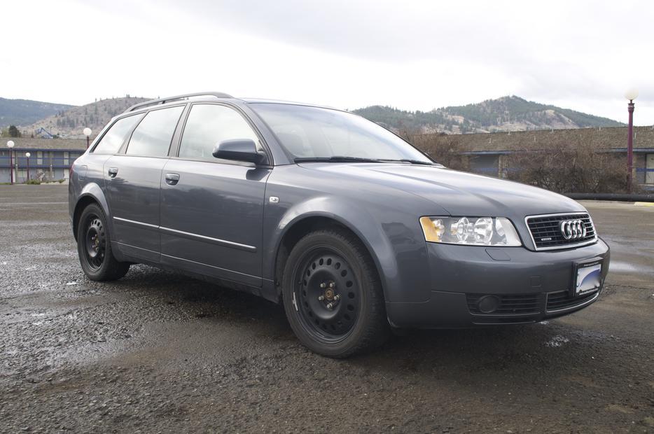 2005 Audi A4 1 8t Avant Quattro Other Okanagan Location