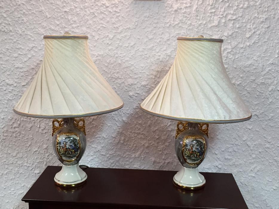 Porcelin Lamps Esquimalt & View Royal, Victoria