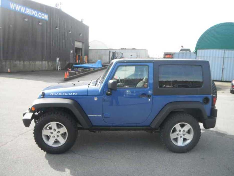 2010 Jeep Wrangler Outside Nanaimo Nanaimo