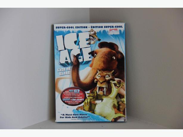 FREE - Ice Age DVD