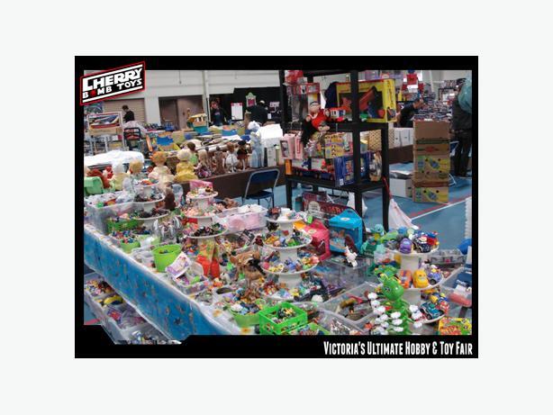 Pearkes Arena Craft Fair