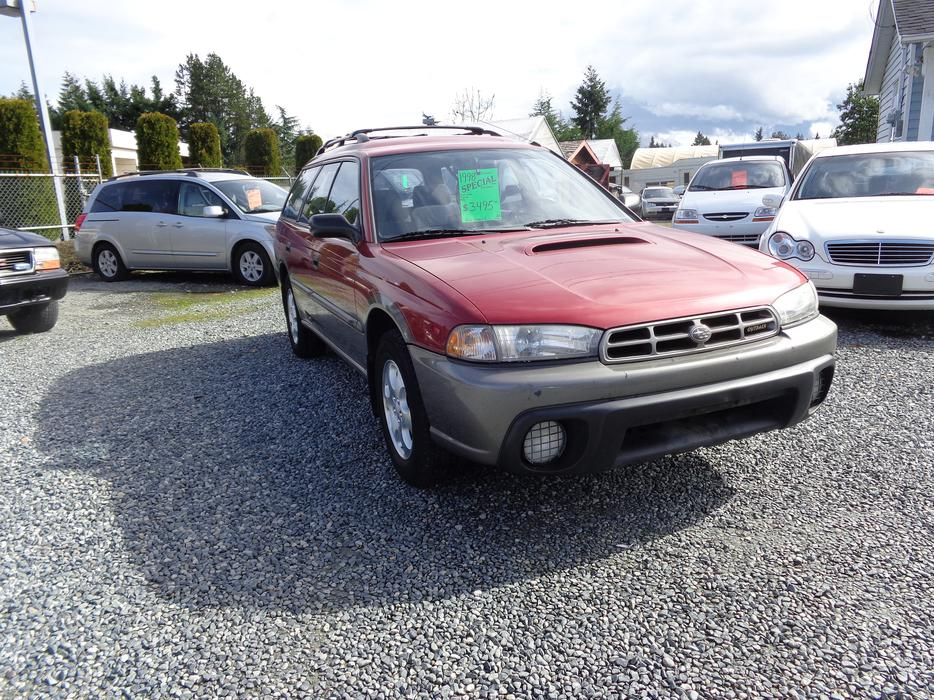 1998 subaru outback awd central nanaimo parksville. Black Bedroom Furniture Sets. Home Design Ideas