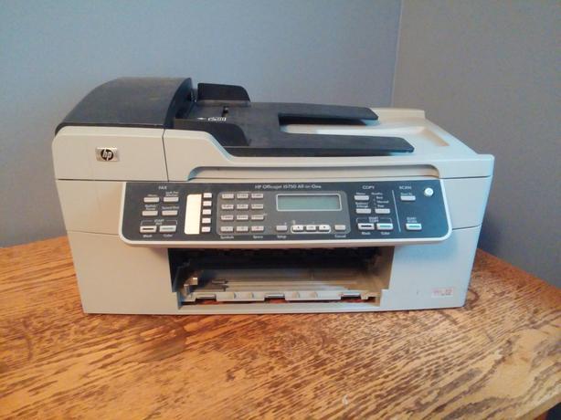 hp all in one fax machine