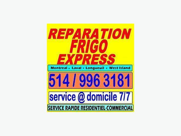 REPARATION REFRIGERATEUR 514 9963181 ELECTROMENAGERS