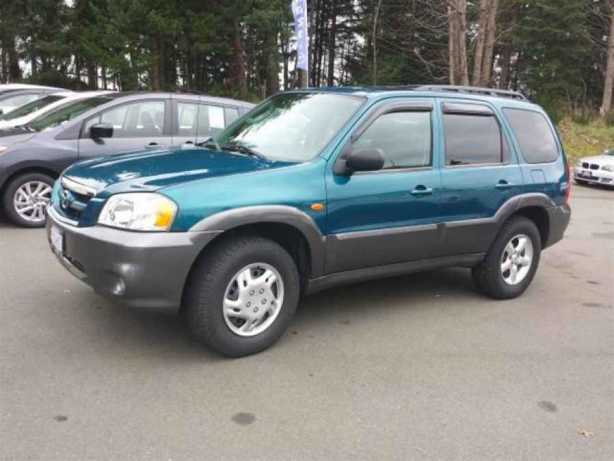2005 mazda tribute outside comox valley courtenay comox. Black Bedroom Furniture Sets. Home Design Ideas