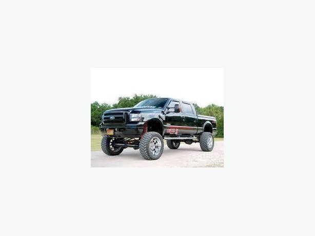 Fabtech Leveling Kits Available at Derand Motorsport
