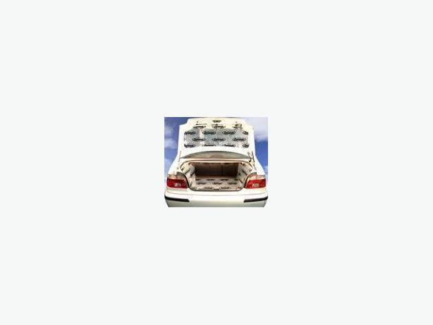 Dynamat Vehicle Noise Deadening For Doors/Hood/Trunk Derand