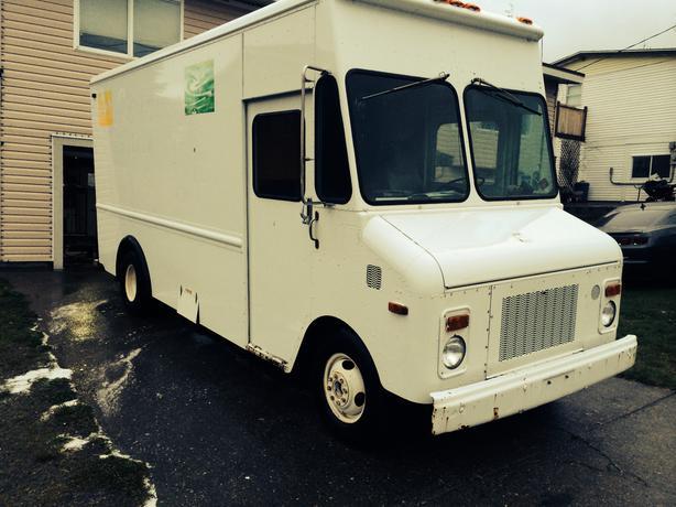 Food Truck Courtenay Bc