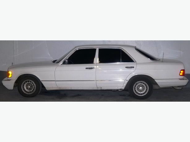 Price reduced mercedes benz 300sd turbo diesel 1983 for Mercedes benz trade in value