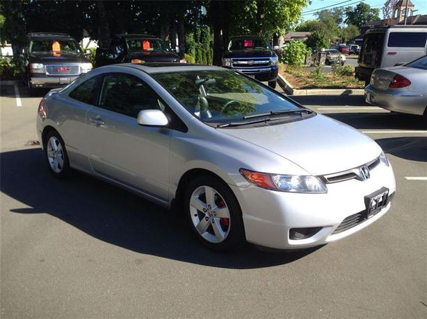 2007 honda civic ex low kms and great fuel economy courtenay campbell river mobile. Black Bedroom Furniture Sets. Home Design Ideas