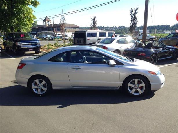 2007 honda civic ex low kms and great fuel economy courtenay comox valley mobile. Black Bedroom Furniture Sets. Home Design Ideas