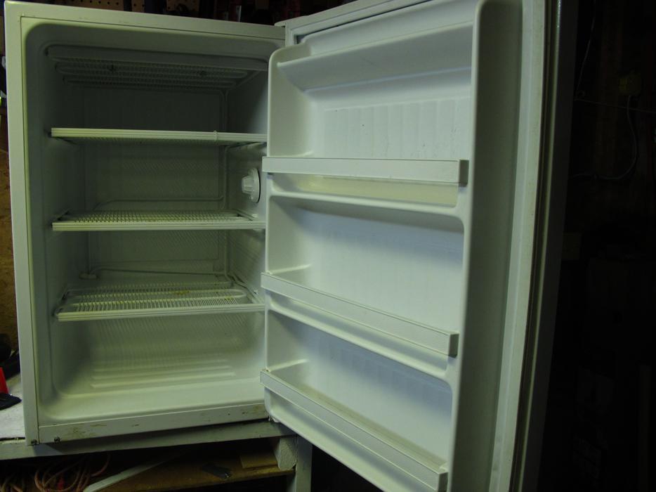 Kenmore Compact Upright Freezer Comox Courtenay Comox