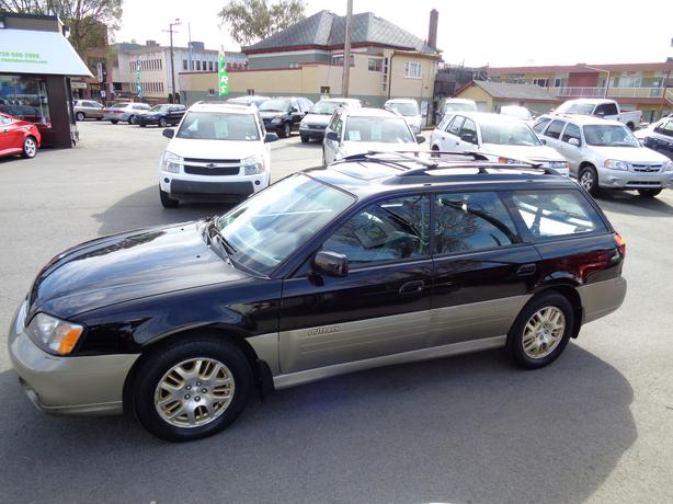 check out this 2000 subaru outback wagon limited awd clean. Black Bedroom Furniture Sets. Home Design Ideas