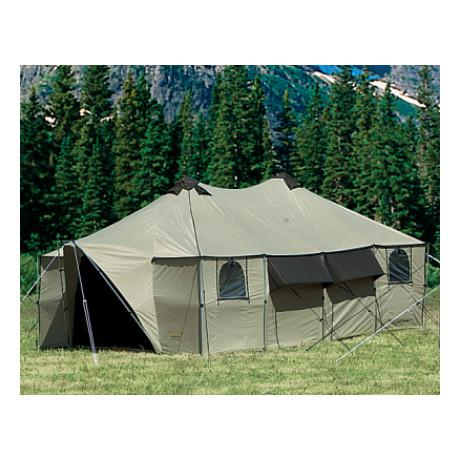 Cabelas outfitters tent parksville parksville qualicum for Woods prospector tent