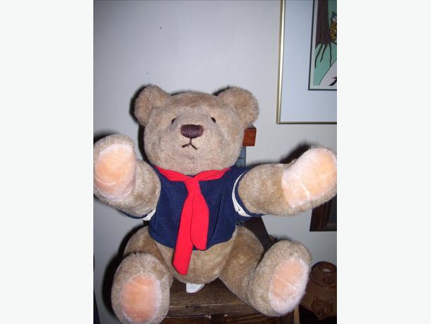 Rare Vintage Gund Sailor Bialosky Bear (1982), As New Condition