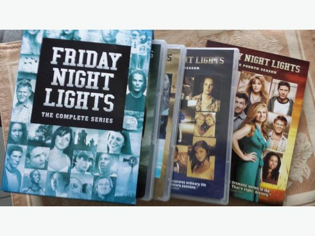 Friday Night Lights DVD Boxset