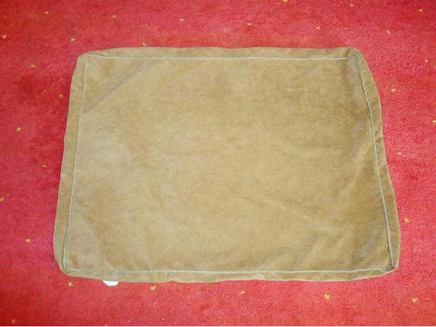 "Large Dog Bed / Pillow Slip Cover by ""Best Friends"" - Like New"
