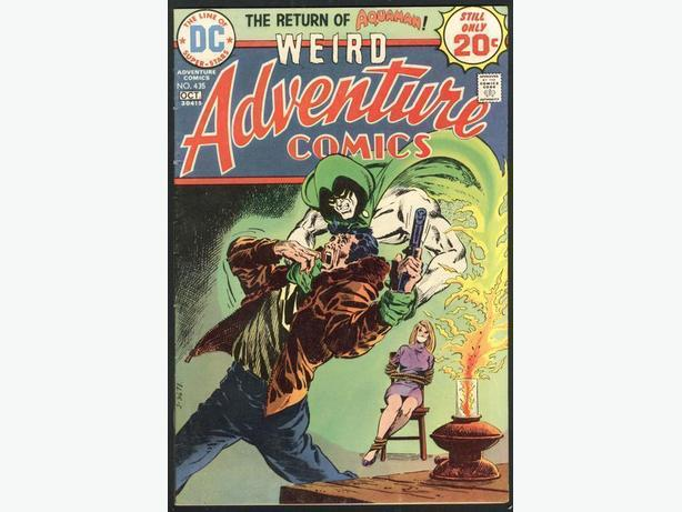 Adventure Comics #435 Spectre Bronze Age 1974