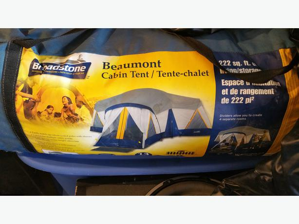 Broadstone Cabin Tent/ Air Matressess & Broadstone Cabin Tent/ Air Matressess East Regina Regina