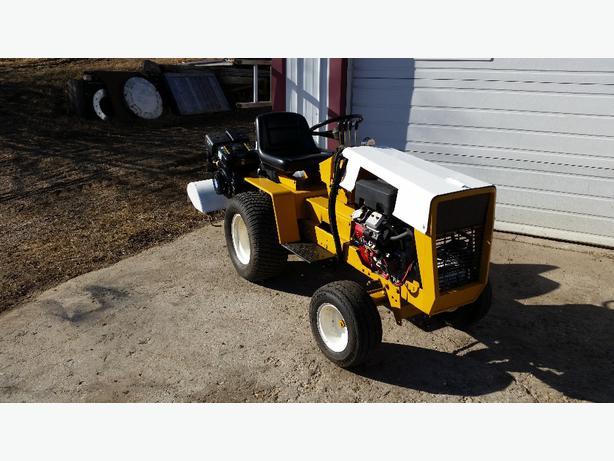 Cub Cadet International Garden Tractor For Sale Rural Regina Regina