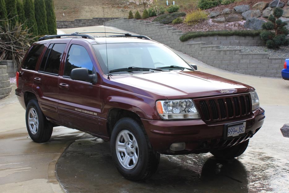 1999 Jeep Grand Cherokee Ltd Malahat Including Shawnigan