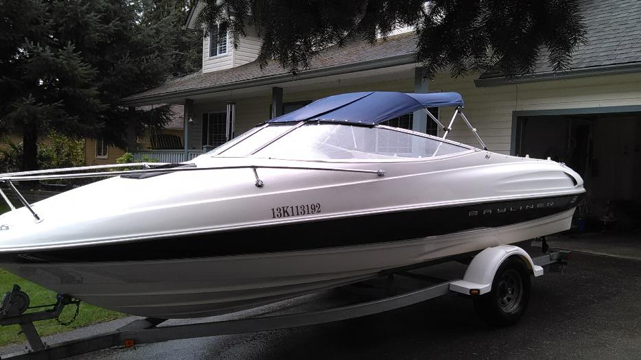 Escort Fort Mcmurray >> 2000 BAYLINER 20.5FT CUDDY Outside Comox Valley, Courtenay Comox - MOBILE