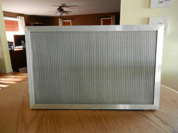 Dust Eater Electrostatic Air Cleaner