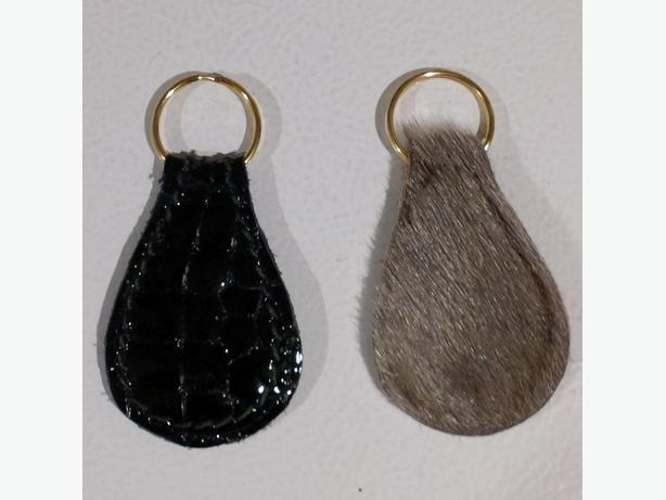 Pair of Pajar Key Rings