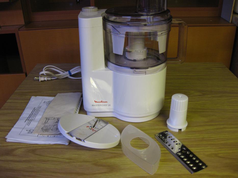 Food Processor Used On Masterchef