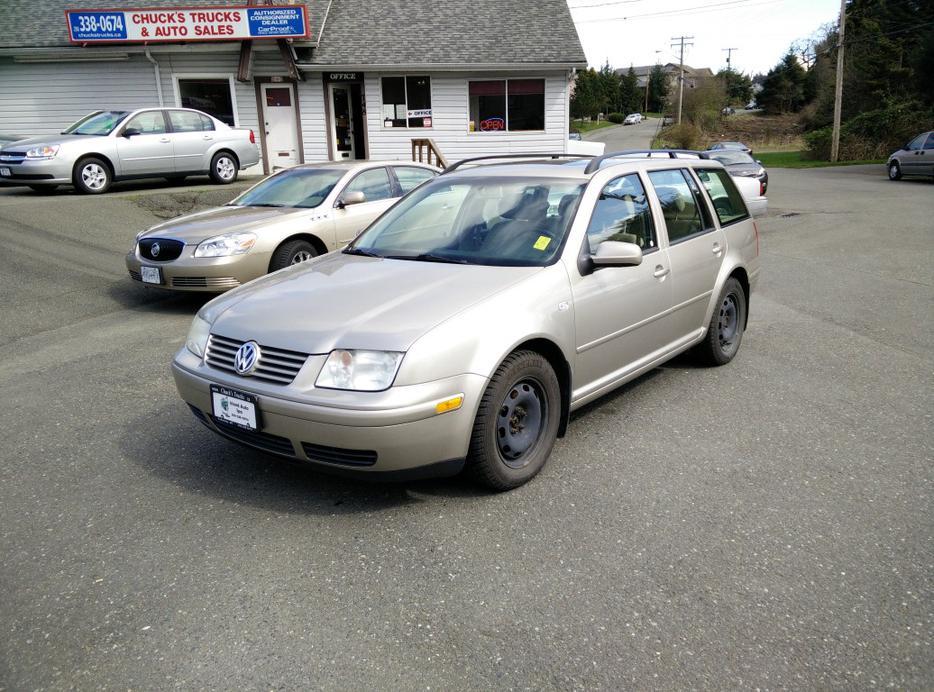 2004 Volkswagen Jetta Tdi Wagon  Stock 2737    Price Reduced   Courtenay  Courtenay Comox