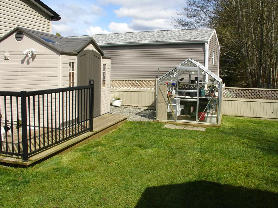 2 Bedroom Manufactured Home For Sale Or Trade For Condo Sooke Victoria Mobile