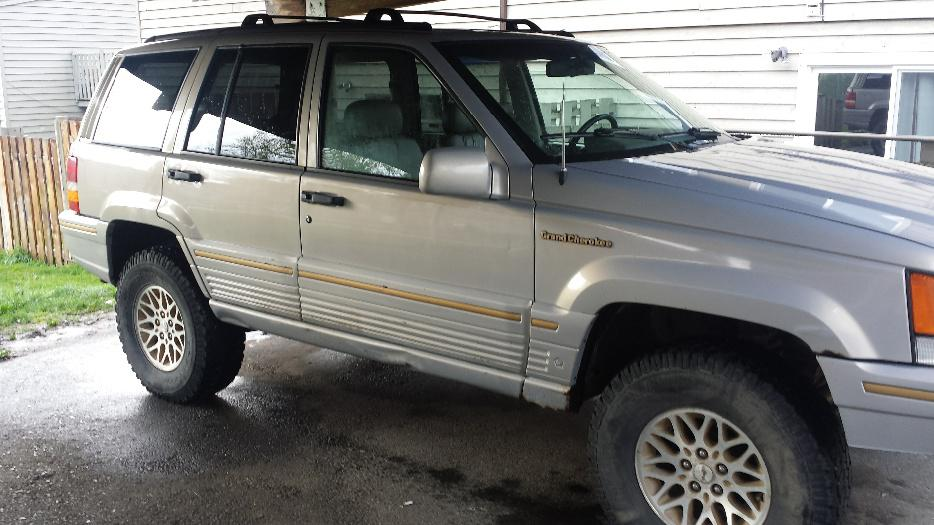 1995 jeep grand cherokee for sale central nanaimo nanaimo mobile. Black Bedroom Furniture Sets. Home Design Ideas