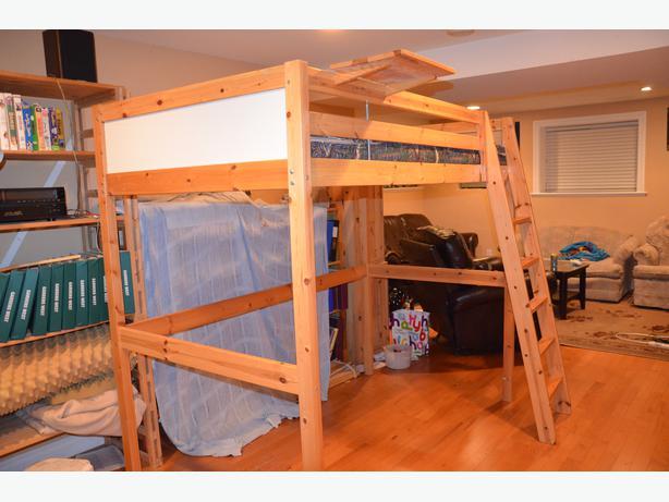Ikea Vradal Loft Bed Instructions