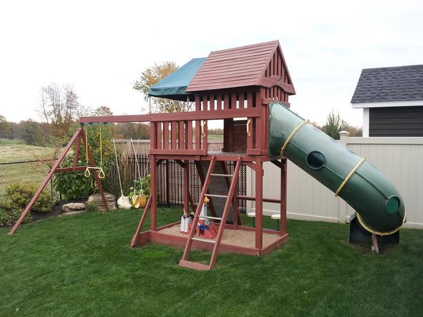 big backyard sheridan playstructure nepean ottawa