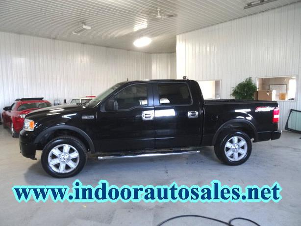 2006 ford f 150 fx4 979 used trucks winnipeg outside. Black Bedroom Furniture Sets. Home Design Ideas