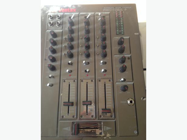 Vestax Pmc Vestax Mixer Pmc-170a