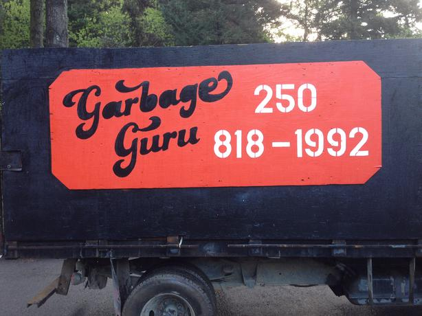 garbage guru clean out guru deals saanich