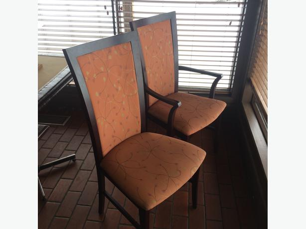 Restaurant Grade Furniture : Restaurant grade chairs central regina
